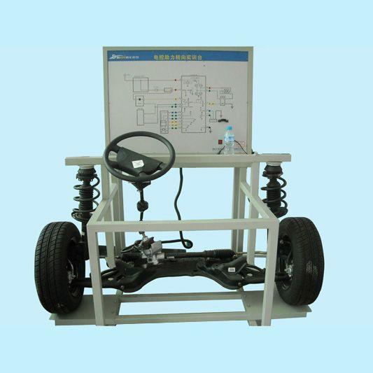 汽车电控电动转向系统认识实训;电控系统工作电路阅读实训;常用