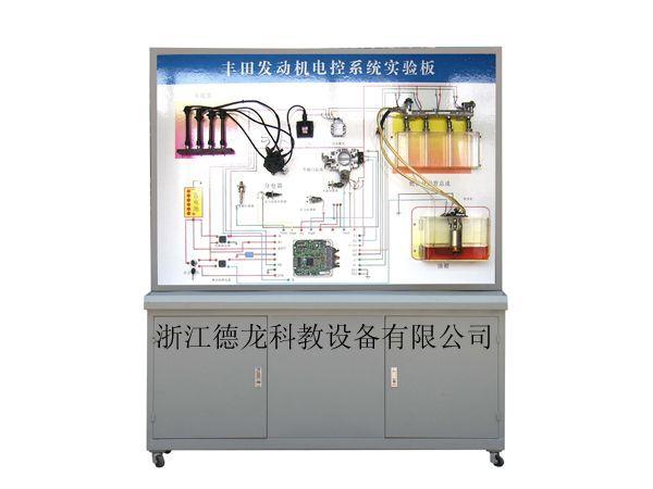 丰田5a-fe发动机电控系统示教板